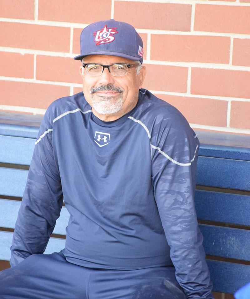 Rick Hernandez Rock Baseball