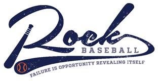 Rock Baseball - Failure is Opportunity Revealing Itself
