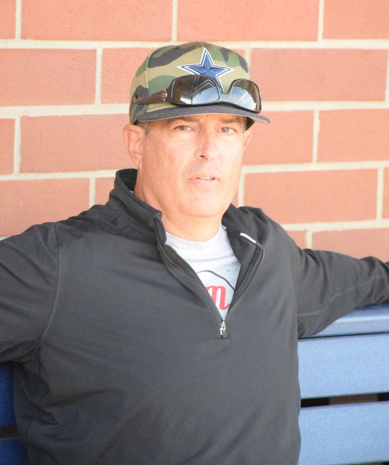 Kevin Keefer Rock Baseball